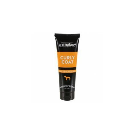 Animol Curly Coat S/Poo 250ml - 629171