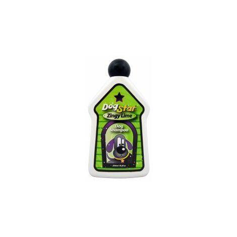 Dogstar Zingy Lime Shampoo 300ml - 300ml - 210851