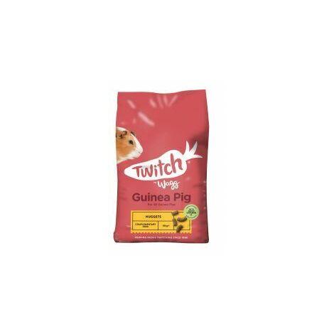 Twitch Guinea Pig Crunch - 10kg - 574500