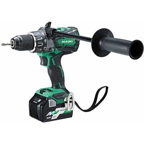 DS36DAX/JRZ Brushless Drill/Driver 18/36V 2 x 5.0/2.5Ah Li-ion HIKDS36DAXJR