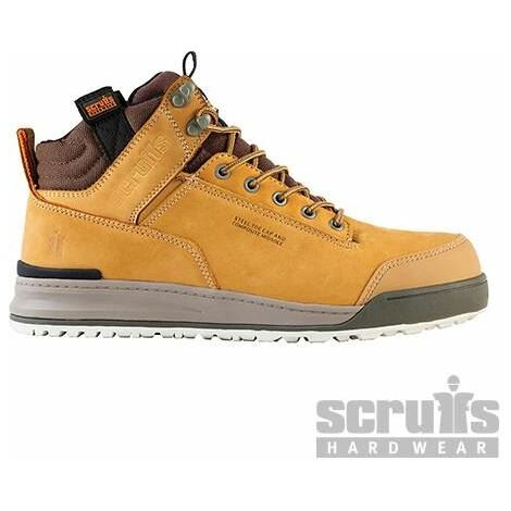 Scruffs Switchback Safety Boot Tan Size 12 / 47 T51451