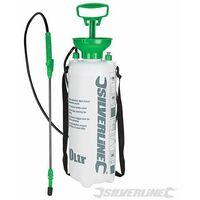 Silverline Pressure Sprayer 10Ltr 10Ltr 630070
