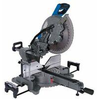 305mm Double Bevel Sliding Compound Mitre Saw (2000W) (79901)