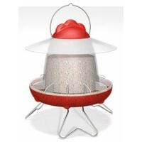 Feathers and Beaky Chicken Feeder 602g - 42600