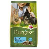 Burgess Excel Junior Dwarf Rabbit Nuggets with Mint x 4  (13855)