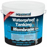 Aquaseal Waterproof Tanking Membrane 5L EVBAQWPTM