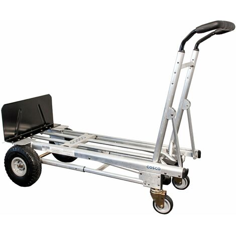 Multifunktions Sackkarre 3 in1 max 454 kg Alu Aluminium Sack Karre klappbar Transport Hand Wagen