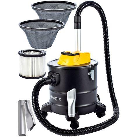 Arebos Cendres Aspirateur 20 L 1200 W Cheminée Aspirateur Aspirateur incl filtre HEPA