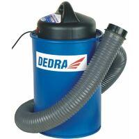 DTOOLS - Collecteur de poussière avec adaptateur - Puissance 1100 W - 70 L - Aspirateur à copeaux - Collecteur de sciure - Bleu