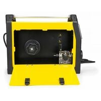 POWER TOOL - Poste de souder Inverter 230A - MIG / MAG / MMA / LIFT-TIG - Soudage synergique - Hot start/anti stick/arc force - Jaune