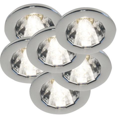 LED Downlight Einbauleuchte 10W 12W  Warmweiß Kaltesweiß Leuchte Strahler 230V