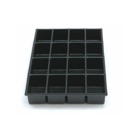 Bisley MultiDrawer™ Schubladeneinsatz - Höhe 51 mm, für DIN A4 Schubladen - 16