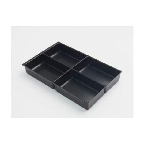 Bisley MultiDrawer™ Schubladeneinsatz - Höhe 51 mm, für DIN A4 Schubladen - 4