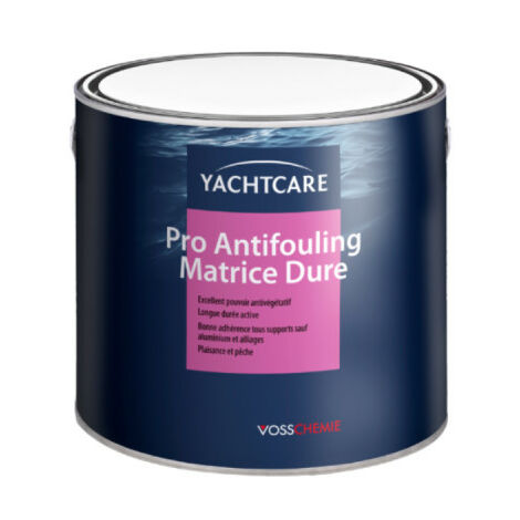 pinturas antiincrustantes Yachtcare 2.5L pro-blanco - Blanc
