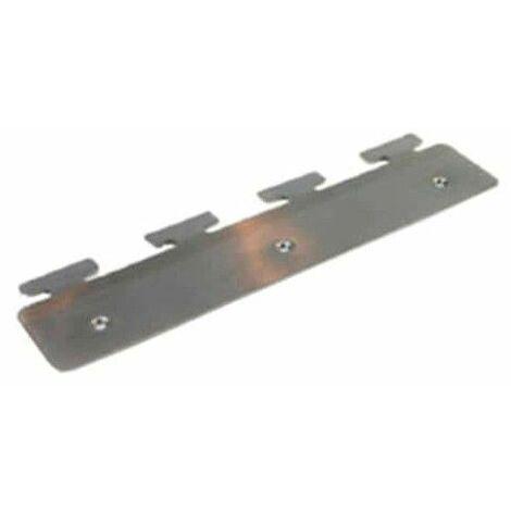 clip de acero inoxidable para 190 mm de PVC tanga