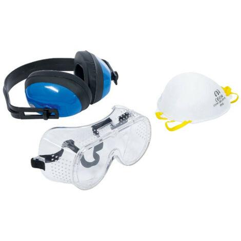 Juego de protección laboral BGS TECHNIC- 3 piezas - 3625