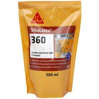 Resina adhesiva SIKA SikaLatex 360 - 500ml - Blanc