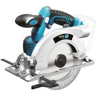 Pack KOMA - Sierra circular 20V 165mm sin batería ni cargador - un disco dentado de 165mm