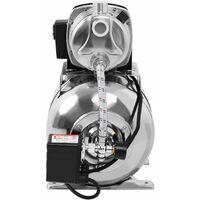 Bomba De Presión Agua Para Casa Suministro Doméstico 1000 W Inoxidable 3100 l/h