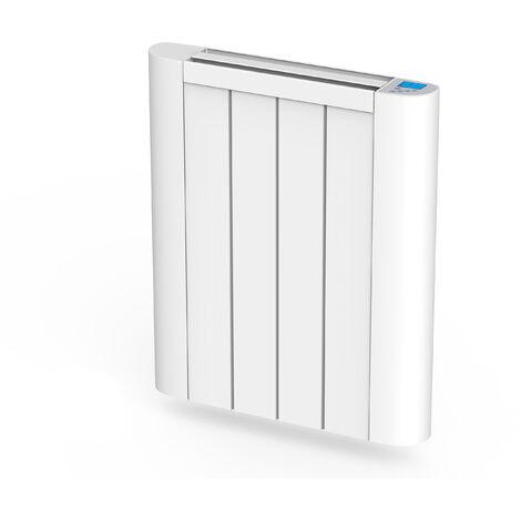 Emisor térmico de inercia digital con placa cerámica interna 600W con control WIFI