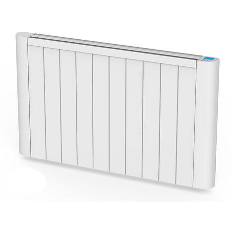 Emisor térmico de inercia digital con placa cerámica interna 1800W con control WIFI