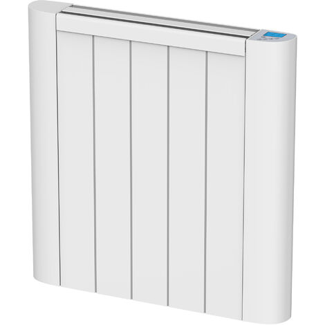 Emisor térmico de inercia digital con placa cerámica interna 900W con control WIFI