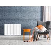 Emisor térmico de inercia digital con fluido interno 1800W con control WIFI