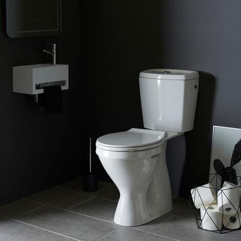 Pack wc surélevé sortie verticale