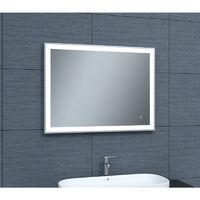Miroir de salle de bain Led - NAOS 60x80 cm