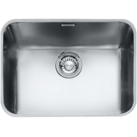 Franke Largo Lax 110 50 1b Undermount Kitchen Sink Stainless Steel