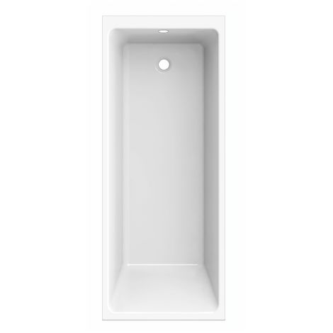 Frontline Chic2 1700 X 700mm Single Ended Acrylic Tungstenite Bath