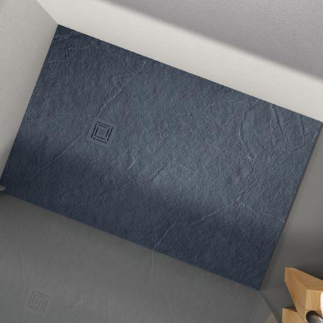 Merlyn Truestone 1500 X 800 Rectangular Shower Tray Graphite