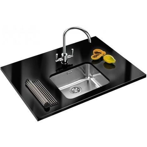 Franke Largo Lax 110 45 1b Undermount Kitchen Sink Stainless Steel