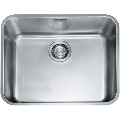 Franke Lax110 50-41 Largo Undermount Kitchen Sink Stainless Steel