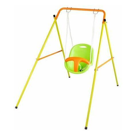 Portique bébé EMMA - siège sécurisé - surface hors tout 1,36 m²