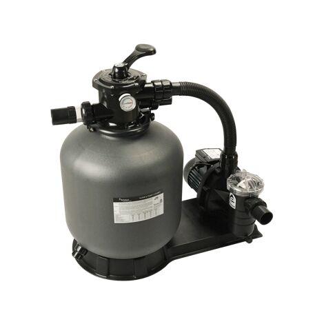 Platine de filtration à sable - 8m³/H - 45 x 80 x 80 cm