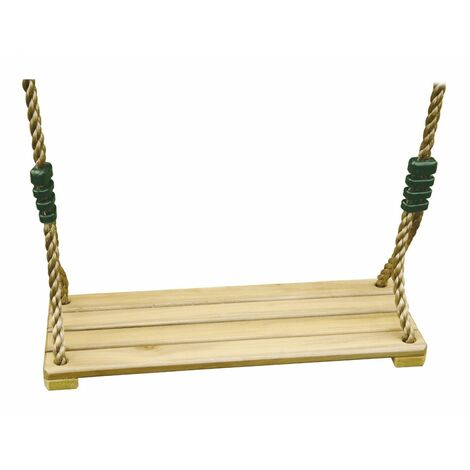 Balançoire en bois TRIGANO