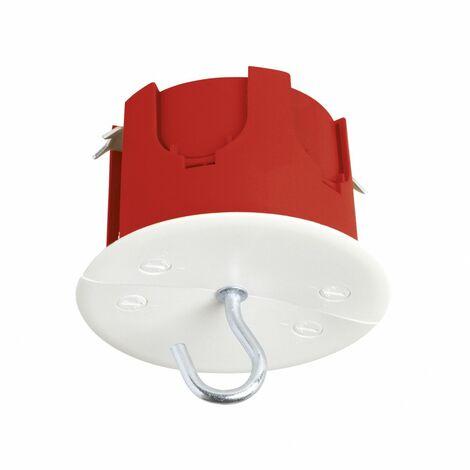 Boîte d'encastrement pour plafond, cloison creuse 1 poste(s), DEBFLEX