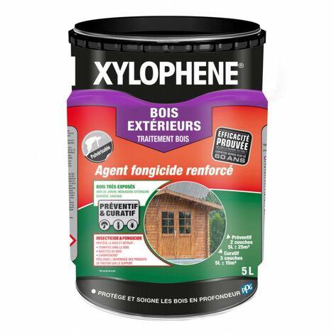 Traitement du bois extérieur XYLOPHENE 25 ans, 5 l