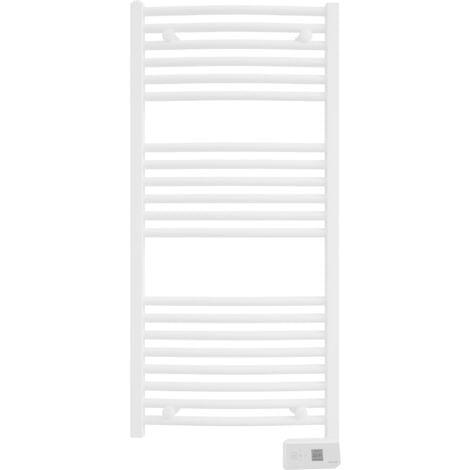 Sèche-serviettes électrique SAUTER 500W, H.113 x l.50 cm Goreli digital