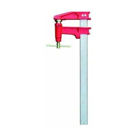 Serre-joint de menuisier à pompe 120 - 600 mm