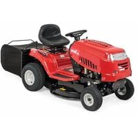 Ride-on mowers and garden tractors