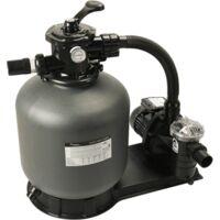 Platine de filtration à sable - 4m³/H - 40 x 60 x 60 cm