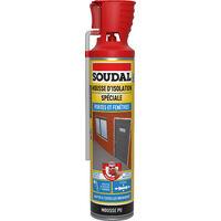Mousse expansive universelle (tout support) SOUDAL, 500 ml