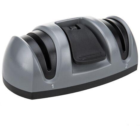 PrimeMatik - Affûteur de couteaux en deux étapes avec ventouse