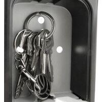 PrimeMatik - Boîte de sécurité pour clé et serrure avec combinaison de 4 chiffres