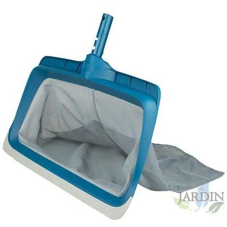 Recoge hojas de bolsa de plástico, fijación palomillas