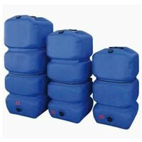Depósito polietileno para agua potable 1000 litros