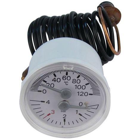 Vokera Pressure Guage 10026050