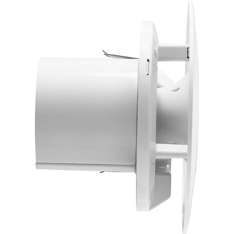 """Xpelair 4""""/100mm Standard Round Extractor Fan 2 Speed DX100PIRS"""